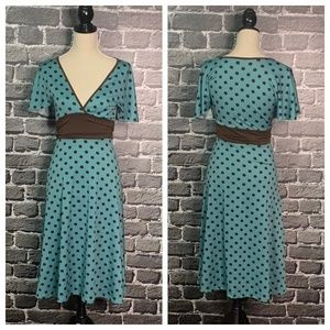 The Bette Dress DownEast Vintage Inspired Sz S
